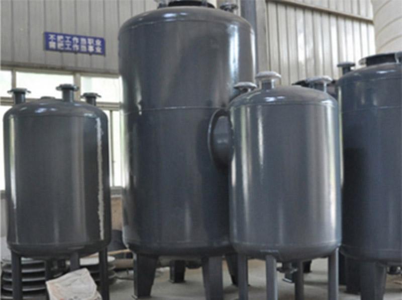 成都新都区万嘉不锈钢制品厂-钢衬塑搅拌罐